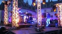 VIDEO.Soirée électro au château d'Amboise.