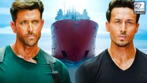 Hrithik Roshan And Tiger Shroff To Fight On The Largest Ice-Breaker Ship In Arctic For WAR