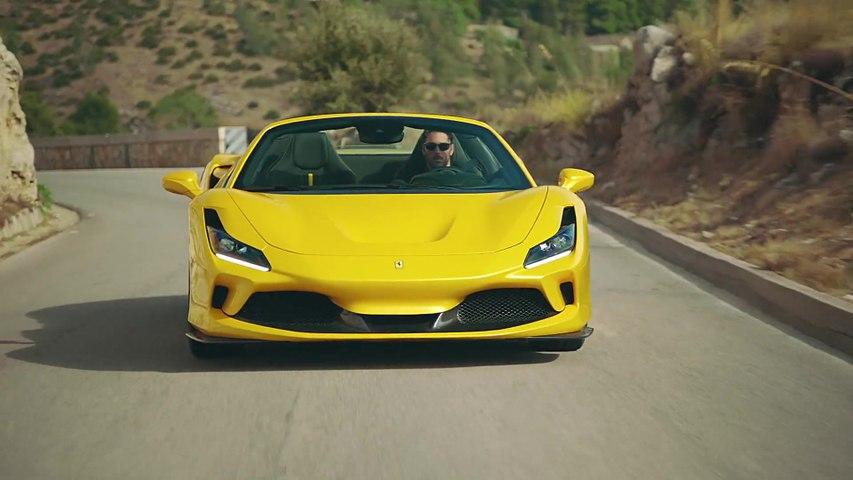 La Ferrari Spider - l'evolution de l'espece
