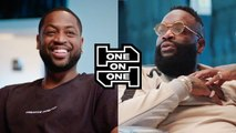 Dwyane Wade and Rick Ross Have an Epic Conversation