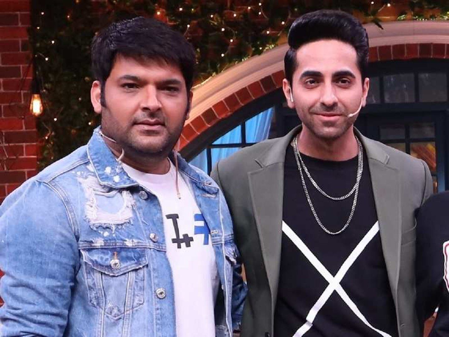 The Kapil Sharma Show is lucky for Ayushmann Khurrana!: Check Out Here | FilmiBeat