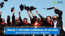 AICTE-UGC merger: Fresh list of blacklisted institutes likely