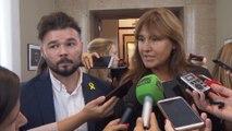"""Junts sitúa a Sánchez en la """"antipolítica"""""""