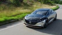 IAA 2019 Mercedes - Weltpremiere des Mercedes Vision EQS