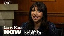 Actress Illeana Douglas discusses her unique upbringing on a hippie compound