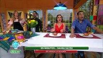 ¡Prepara esta rica sopa de tequila Monarca! ¡Te encantará! | Venga La Alegría