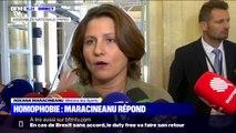 """Roxana Maracineanu: """"La position qu'a pris Noël Le Graët en faisant la différenciation entre homophobie et racisme est erronée"""""""
