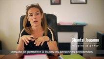 Le bilan de Chantal Jouanno - Présidente de la CNDP-Débat public sur le Noeud Ferroviaire Lyonnais-