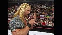 Triple H vs Chris Jericho, WWF Championship (RAW 360) 720 x 1280