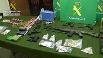 Comienza el juicio contra siete hombres acusados de tráfico de armas