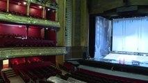 Le Théâtre du Châtelet réouvre après 2 ans de fermeture