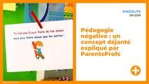 Pédagogie négative : un concept déjanté expliqué par ParentsProfs
