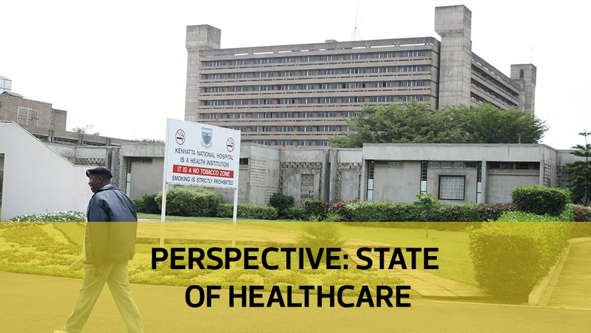 Perspective: State of healthcare