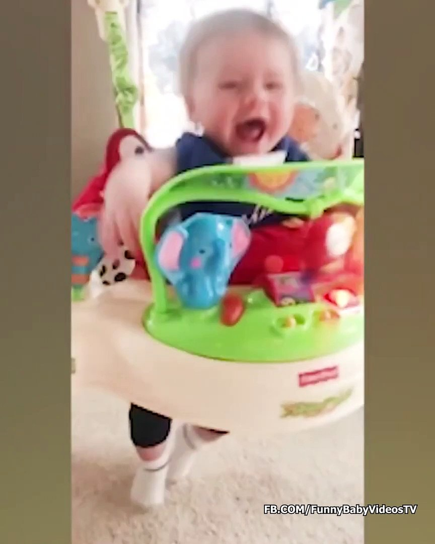 Funny Fails!!! - Baby and Pets Playing Together - Funny Baby and Pet