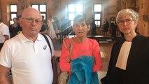 Rouen.  Les parents de deux victimes de l'incendie du Cuba libre