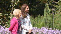 Kate Middleton Attends 'Back to Nature' Festival