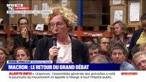 """Muriel Pénicaud: """"le chômage baisse en France, et ça s'accélère"""""""