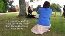 'The real Downton Abbey' prepares for movie spotlight