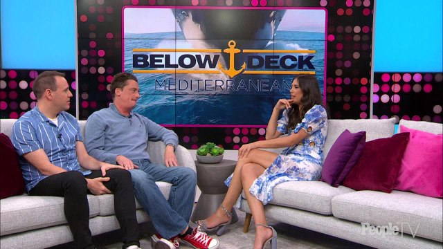 Below Deck Med's Chef Ben Swears His Chocolate Cake 'Was Really Good'