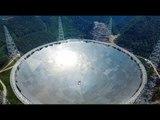Le télescope géant chinois «FAST» capte des signaux mystérieux du fin-fond de l'espace
