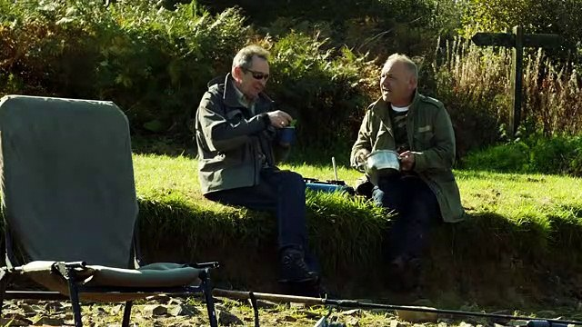Mortimer And Whitehouse Gone Fishing S02E04 Upper Tamar Lakes