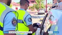 Guyane : contrôles accrus sur les routes accidentogènes