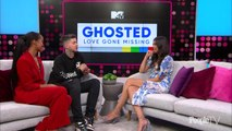 Rachel Lindsay and Travis Mills Share Their Personal 'Ghosted' Stories