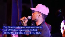Chance the Rapper Postpones Tour Until 2020