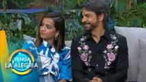 ¡Eugenio Derbez e Isabel Moner nos platicaron sobre 'Dora y La Ciudad Perdida'! | Venga La Alegría