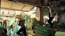 Kungfu best fight When you have to clean up the mess of your student LOL