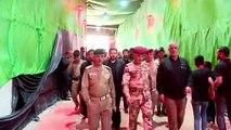 Más de 30 muertos en estampida humana en peregrinación chiita del Ashura en Irak