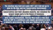 VIDEO: Theresa May