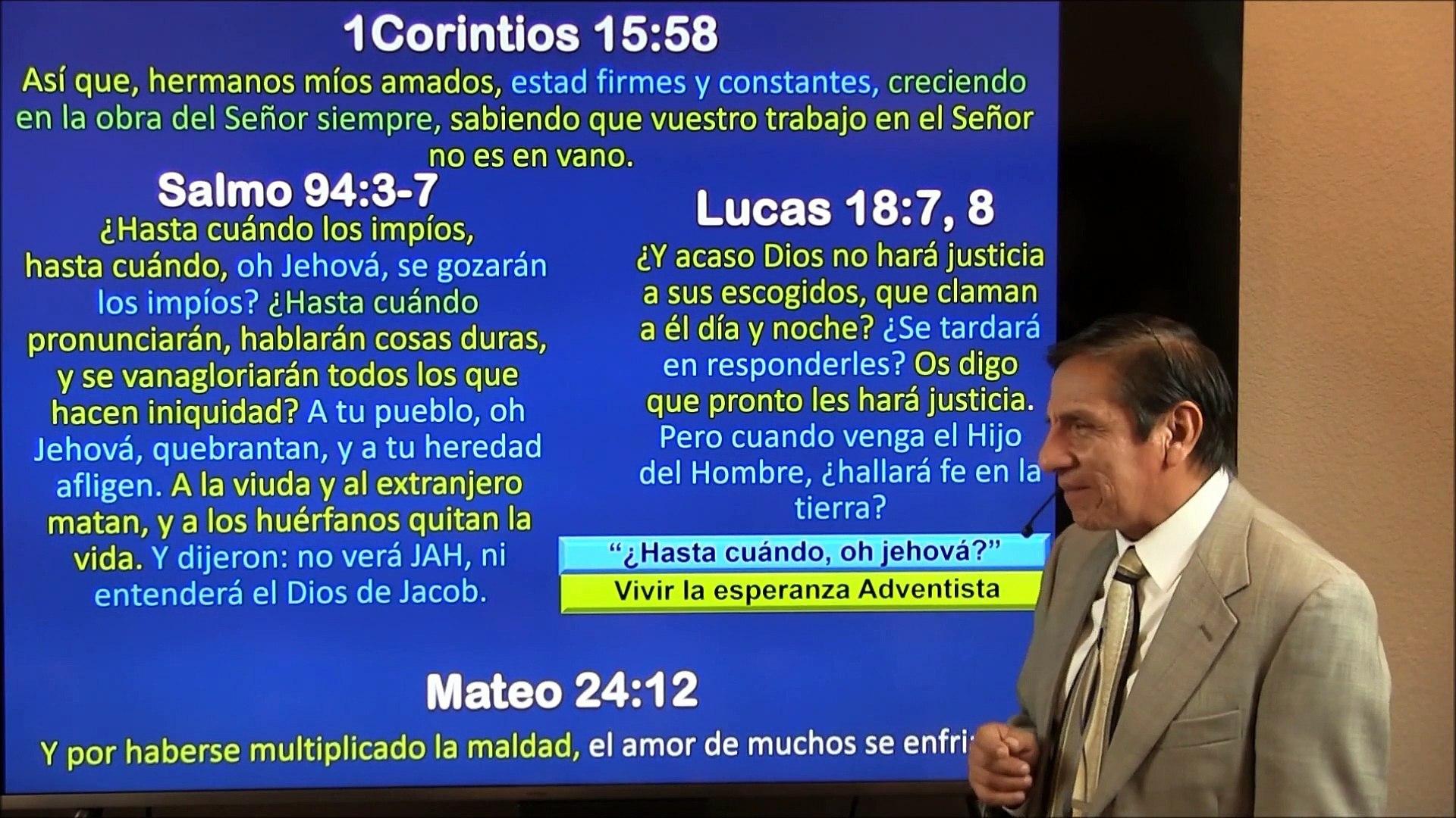 Lección 11: De qué manera vivir la experanza adventista - Escuela Sabatica 2000