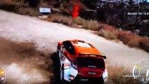 Test jeu vidéo WRC8