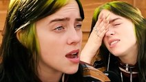 Billie Eilish Cries During Performance After Being Injured On Stage Video
