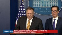 Pompeo, When Asked About Bolton, Says Trump Is Entitled to the Staff He Wants