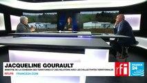Jacqueline Gourault: «Il y a aussi de la pauvreté dans les villes et il y a des ruralités heureuses»
