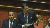 Italia pone fin a la crisis política con la investidura de un nuevo Gobierno