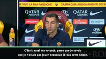 "AS Rome - Mkhitaryan : ""Plus d'opportunités ici qu'à Arsenal"""
