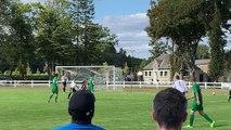 Résumé du match Malansac - St Jean de Brevelay du 08/09/19