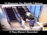 10 moments que vous n'auriez pas cru s'ils n'avaient pas été filmés.