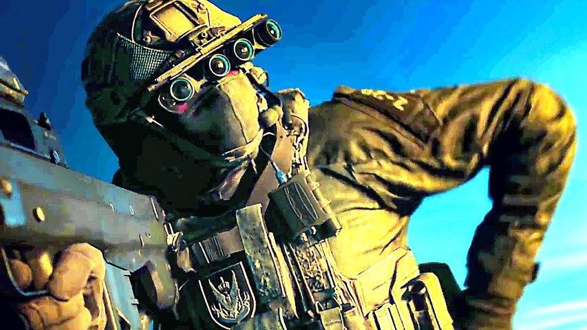 CALL OF DUTY Modern Warfare Bande Annonce (2019) Bêta multijoueur