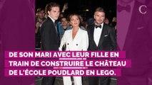 """L'étrange hobby de David Beckham pour sa fille Harper qui """"ruine"""" la vie de Victoria"""