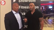 This year's Mr. Olympia is Wide Open, According to Dennis James