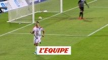 Tous les buts de Luxembourg - Serbie - Foot - Qualif. Euro 2020