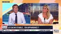 Les marchés parisiens: Le CAC40 stable… en apparence ? - 10/09