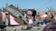 Desplazados por Dorian piden respuesta en Bahamas