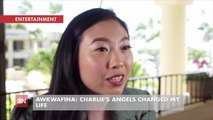 Awkwafina: Charlie's Angels Changed My Life