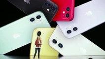 Apple presenta su nueva familia de teléfonos iPhone 11