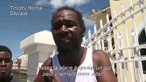 Bahamas: des survivants de l'ouragan mécontents du gouvernement